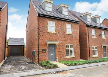 Thumbnail 4 bed detached house for sale in Brodsworth Court, Adwick-Le-Street, Doncaster