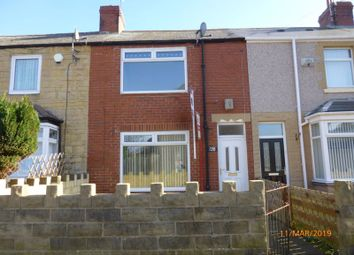2 bed terraced house to rent in Ariel Street, Ashington NE63