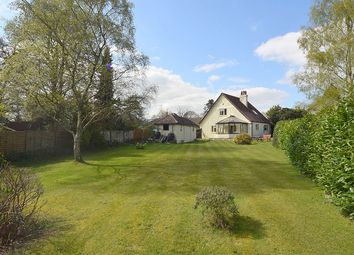 Thumbnail 3 bed detached house for sale in Highland Road, Wimborne, Dorset