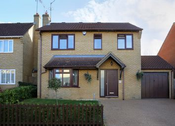 Thumbnail 4 bedroom detached house for sale in The Elms, Hertford