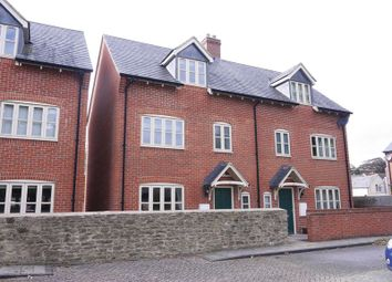 Thumbnail 4 bed semi-detached house for sale in Gilmore Court, Highworth, Swindon