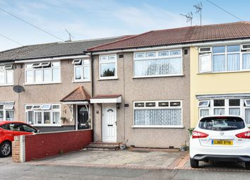 Thumbnail 3 bed terraced house for sale in Morecambe Close, Elm Park