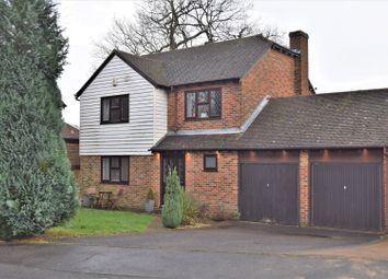 Thumbnail 4 bed detached house for sale in Forestdale Road, Chatham