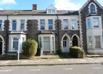 Thumbnail 7 bed property to rent in Gordon Road, Roath, ( 7 Beds )