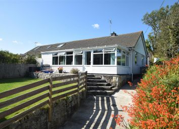 Thumbnail 3 bed semi-detached bungalow for sale in Constantine, Falmouth