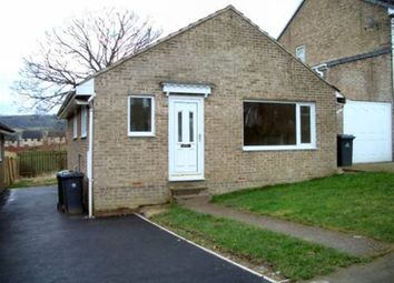 Thumbnail 2 bed bungalow to rent in Rutland Road, Longwood, Huddersfield