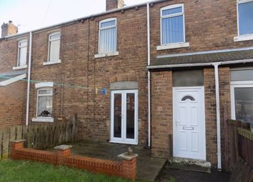 Thumbnail 3 bed terraced house to rent in North View, Cambois