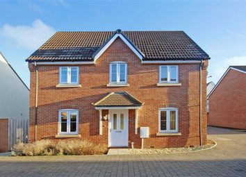 Thumbnail 3 bed semi-detached house for sale in Beaufort Avenue, Royal Wootton Bassett, Wiltshire