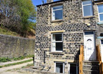 Thumbnail 2 bed terraced house for sale in Dowker Street, Milnsbridge, Huddersfield