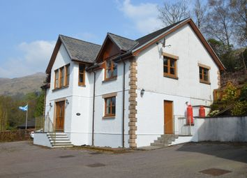 Thumbnail 3 bed detached house for sale in Birchwood, Lochgoilhead, Cairndow