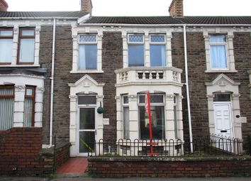 Thumbnail 2 bed terraced house for sale in Tanygroes Street, Port Talbot, Neath Port Talbot.
