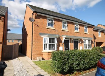 Thumbnail 3 bed semi-detached house for sale in Palmdale Gardens, Great Sankey, Warrington