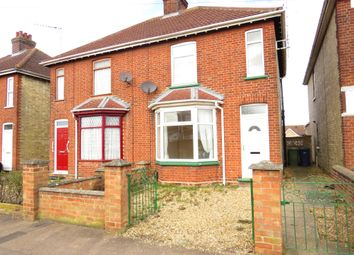 Thumbnail 2 bed semi-detached house for sale in Acacia Grove, March