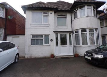 Thumbnail 4 bed detached house for sale in Island Road, Birmingham, West Midlands