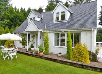 Thumbnail 3 bed detached house for sale in Mucomir Lodge, Gairlochy, Nr Spean Bridge, Fort William
