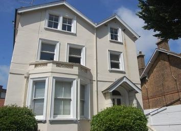 Thumbnail 2 bed flat to rent in Bolton Road, Eastbourne