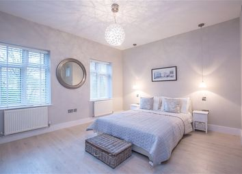 Thumbnail 2 bed flat for sale in Halliwick Court Parade, Woodhouse Road, London
