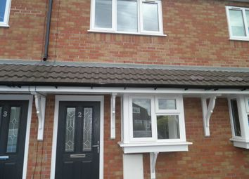 Thumbnail 2 bed town house to rent in Gaydon Road, Solihull
