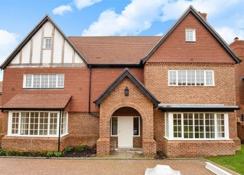 Thumbnail 5 bed detached house for sale in Ryebridge Lane, Upper Froyle, Hampshire