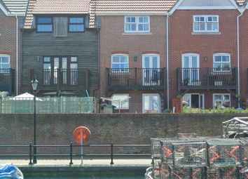 Thumbnail 4 bed town house for sale in Madeira Way, Sovereign Harbour South, Eastbourne
