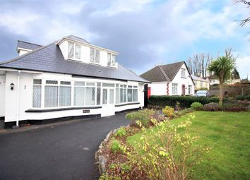 Thumbnail 5 bed detached house for sale in Newton Road, Torquay