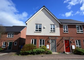 Thumbnail 3 bed semi-detached house for sale in Sytchmill Way, Burlsem, Stoke-On-Trent