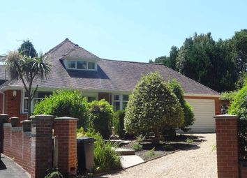 Thumbnail 5 bed detached house to rent in Queens Park Avenue, Bournemouth