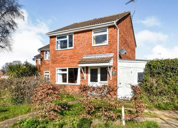 Thumbnail 3 bed end terrace house for sale in College Drive, Heacham, King's Lynn