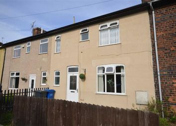 Thumbnail 3 bed terraced house for sale in Railway Terrace, Storforth Lane, Hasland, Chesterfield, Derbyshire