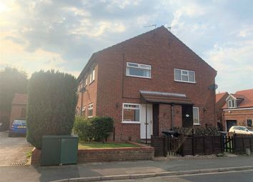 Thumbnail 1 bed town house for sale in Gresley Court, Acomb, York