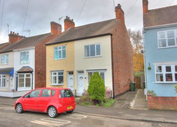 Thumbnail 2 bed semi-detached house for sale in Stanton Road, Sapcote, Leicester