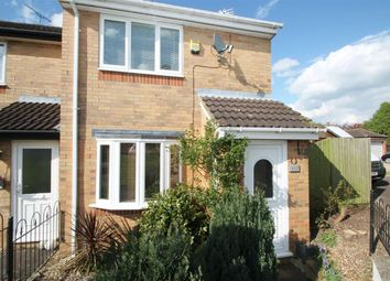 Thumbnail 2 bed semi-detached house to rent in Deerfield Close, Buckingham