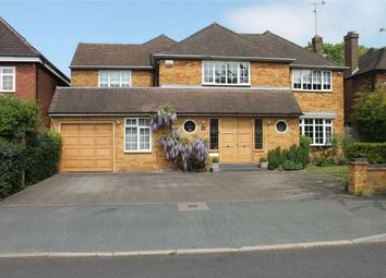Thumbnail Detached house for sale in Woodlands Road, Bushey, Hertfordshire