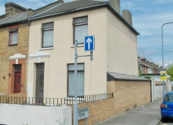 Thumbnail 4 bedroom end terrace house to rent in Grange Road, Ilford