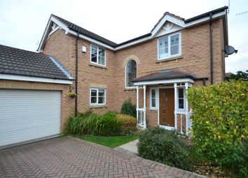 Thumbnail 4 bed detached house for sale in Pickle Wood Court, Finningley, Doncaster