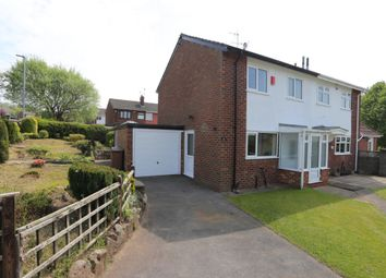 Thumbnail 2 bed semi-detached house for sale in Nutbrook Avenue, Fenton