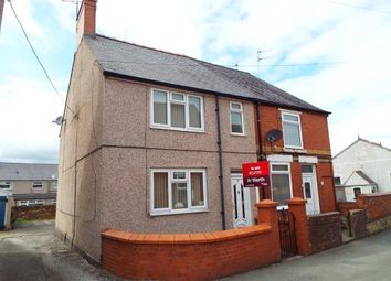 Thumbnail 2 bed semi-detached house for sale in Campbell Street, Rhosllanerchrugog, Wrexham, Wrecsam