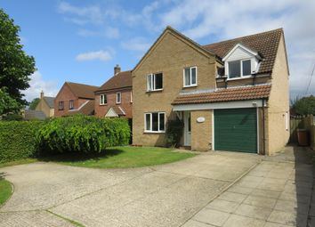4 bed detached house for sale in West Carr Road, Attleborough NR17