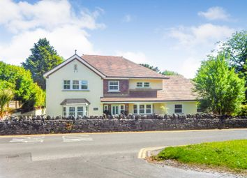Thumbnail 4 bedroom detached house for sale in Caswell Road, Caswell Bay, Swansea