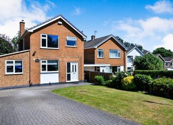 Thumbnail 3 bed detached house for sale in Cheriton Drive, Ravenshead, Nottingham, Nottinghamshire
