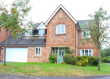 Thumbnail 5 bed detached house for sale in Carr Holme Gardens, Cabus, Garstang, Lancashire