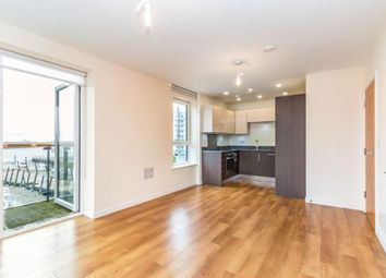Thumbnail 2 bed flat for sale in The Boathouse, Ocean Drive, Gillingham, Kent