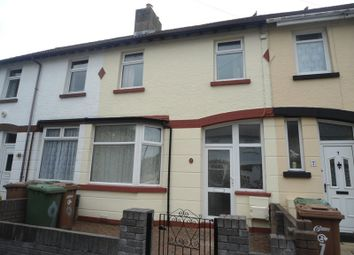 Thumbnail 2 bed property to rent in Rhos Street, Caerphilly