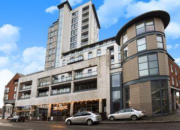 Thumbnail 2 bedroom flat for sale in Regatta Quay, Key Street, Ipswich