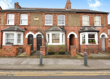 Thumbnail 3 bed terraced house to rent in Brockenhurst Road, Ascot