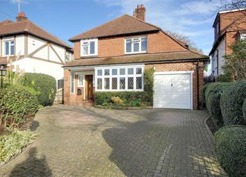 Thumbnail 4 bed detached house for sale in Offington Drive, Offington, Worthing, West Sussex