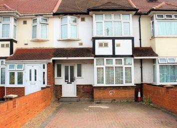 Thumbnail 3 bedroom terraced house to rent in Pinglestone Close, Harmondsworth, West Drayton