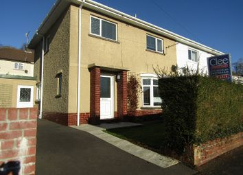 3 bed semi-detached house for sale in Heol Abram, Lower Cwmtwrch, Swansea, City And County Of Swansea. SA9