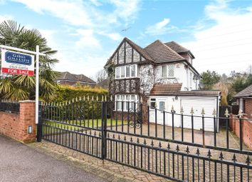 Thumbnail 5 bed detached house for sale in Brookdene Avenue, Oxhey Hall