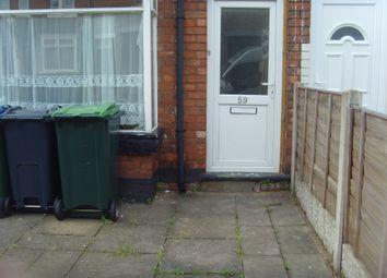 Thumbnail Room to rent in Poplar Rd, Edgbaston